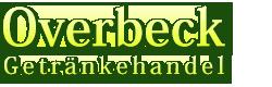 Getränke Overbeck Logo